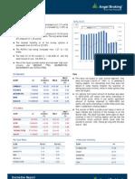 Derivatives Report 7 JUNE 2012