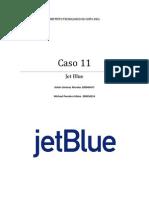 Caso 11 Jet Blue