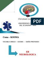 Coma - Christiam Lozada v.ppt