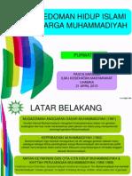Pedoman Hidup Islami Warga Muhammadiyah_net