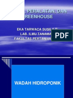 Wadah, Peralatan, Dan Greenhouse