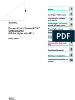Siemens PCS 7 Manual