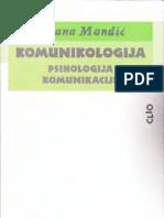 Tijana Mandic - Komunikologija