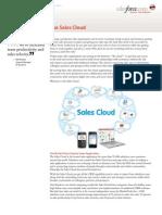 Sales Cloud Datasheet