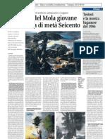 Il mistero del Mola giovane nella Roma di metà Seicento