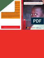 La Ayuda Oficial al Desarrollo (AOD) en Educación a examen