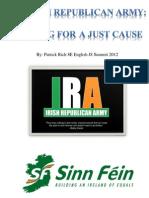 IRA Essay With Kirkwood Corrections