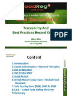 9_Traceability and Best Practices Record Keeping R3