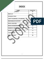 Scorpio Final Report