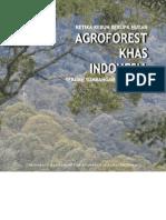 Agroforest Khas Indonesia Sebuah Sumbangan Masyarakat