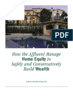 Managing Equity to Build Wealth