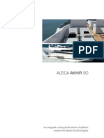 Super Yacht Akhir 90 - Superyacht Cantieri Di Pisa