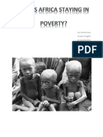 Why is Africa Staying in Poverty?