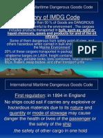 International Maritime Dangerous Goods Code