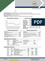 Informe sobre BBVA y Santander de Bankia Bolsa