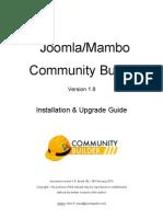 CB1.8 Installation