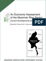 Economic Assessment of Myanmar