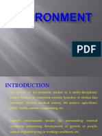 Environment i Chapter