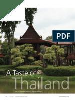 1-A Taste of Thailand