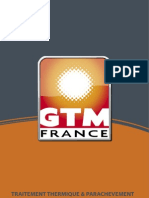 La GTM France French Brochure