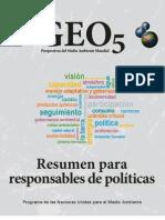 Informe Geo5