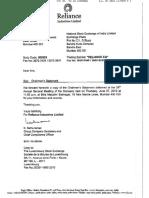 Reliance Industries Ltd 070612