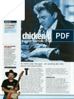 Guitar Techniques Danny Gatton Style Chicken Picken
