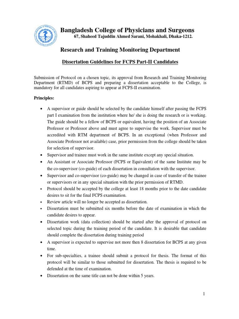 bcps dissertation title
