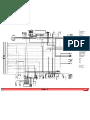 [SCHEMATICS_48YU]  DORSODURO 750_wiring Diagram | Throttle | Fuel Injection | Aprilia Dorsoduro 750 Wiring Diagram |  | Scribd