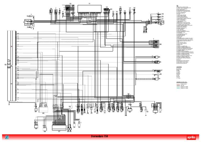 Dorsoduro 750 Wiring Diagram Throttle Fuel Injection