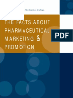 080418 Facts About Pharmaceutical Marketing