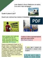 Citazioni Sul Calcio