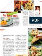 Food Review - The Spice Route at The Imperial Hotel