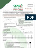 Encuesta Censo Empresarial de Ipiales 2009