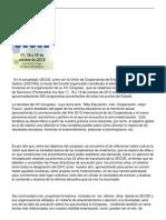 XV Congreso UECoE.- Cooperativas de enseñanza