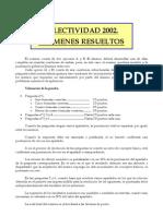 Quimica  2002