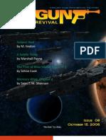 Ray Gun Revival magazine, Issue 08