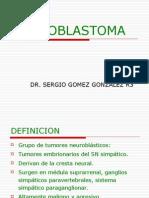 Neuroblastoma e Histiocitosis