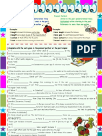 Islcollective Present Perfect or Past Simple Exercises 164754d5f4aa57624d6 23369216