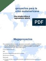 Debate Sobre Megaproyectos en Cumbre de Los Pueblos de Cartagena