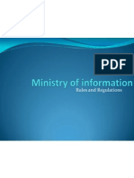 Ministry of Information