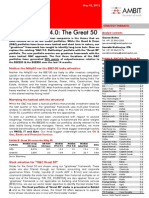 Ambit Strategy Good & Clean 4.0 the Great 50