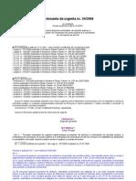 OG 34-2006 - Actualizata Ianuarie 2012