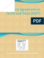 WTO n GATT