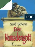 Scherm, Gerd - Der Nomadengott