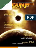 Ray Gun Revival magazine, Issue 10