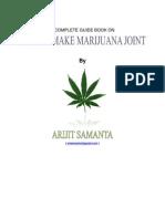 How to Make Marijuana Joint by Arijit Samanta