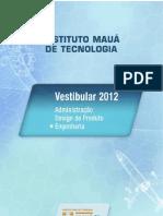 Vest2012-Engenharia