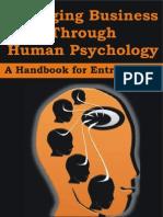 Managing Business Through Human Psychology