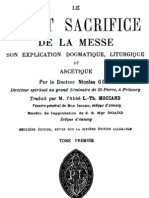 Le Saint Sacrifice de La Messe (Tome 1) 000000941